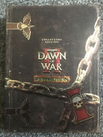 Warhammer 40,000 Dawn of War II - Retribution Collector's Edition for PC DVD ROM