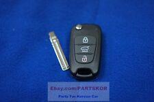 For 2011 2012 KIA SORENTO R Remote Control Folding Key Keyless SET Genuine Parts