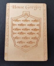 A Game Of Thrones - House Card