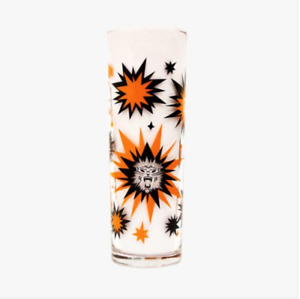 Tiger Army Limited Edition Halloween Zombie Tiki Collins Glass LE 72 Nick 13