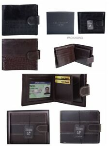 RFID Blocking  Wallet Credit Card Anti Scanning Deluxe /safety/style/convenient