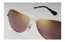 Gafas de sol RayBan RB3562 ¡Lentes polarizadas Chromance, elige el color!