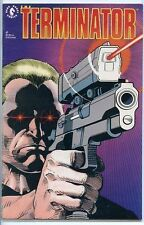 Terminator 1990 series # 3 fine comic book