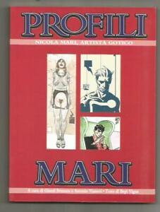 Nicola Mari, artista gotico - Profili Glamour International 1999