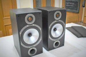 Monitor Audio Bronze BR2 Hifi Speakers, 100W - Superb