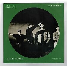 """R.E.M.-nightswimming   warner brothers   12""""    picture disc"""