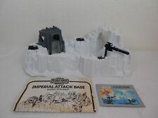 """Vintage Star Wars ESB 1980 Imperial Attack Base """"Vintage Complete"""" - Kenner"""