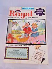 Jaymar Kiddies Royal Jigsaw Puzzle 28 Pcs