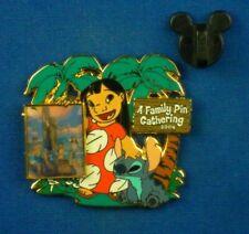 Lilo and Stitch Ohana Photo Family Pin Gathering 2004 LE1000 Disney Pin # 32601