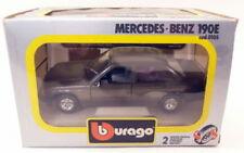 Véhicules miniatures en métal blanc cars pour Mercedes