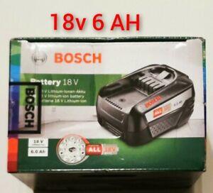 Bosch 18V PBA Ersatzakku 18v 6,0 Ah Neu ovp.