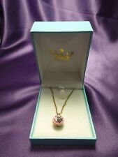 Juicy Couture Cupcake Pendant Necklace 1st Birthday? Orig. Box