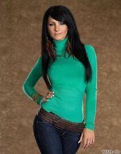 Damen-Pullover aus Mischwolle in Größe 38