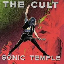 Sonic Temple by The Cult (CD, Apr-1997, Sire)