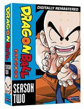 DRAGON BALL COMPLETE SEASON 2 DVD SET DRAGONBALL Region 4 New Z GT