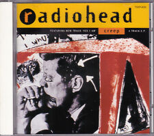 RADIOHEAD Creep RARE JAPAN 4trk CD Single