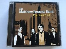 THE MATTHEW BENNETT BAND MARCH EP  CD - FAST POST