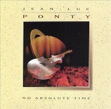 Jean-Luc Ponty - No Absolute Time CD ( 1993, Jazz Violin )