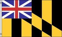 3'x5' Calvert Flag Old Maryland Colonial USA 3X5 Lord Baron Baltimore English