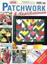 Lena Spezial Patchwork & Applikationen L 822 Kinderrucksack - Konfettimethode
