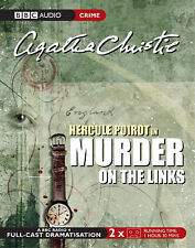 Murder on the Links by Agatha Christie (Audio cassette, 2005)