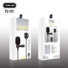YesPlus YS-211 3.5MM Écouteur Avec Lavalier Microphone Pour 3.5mm Téléphones
