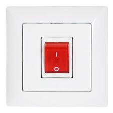 Gunsan Moderna palpeur lumière avec éclairage réservoir Blanc