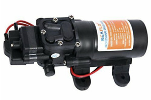 21-Series 12V DC Diaphragm Water Pressure Pump for Caravan/RV/Boat