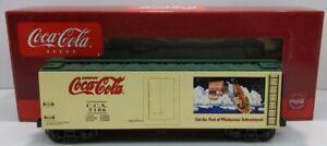 K-Line K762-5106 Coke Nostalgic Reefer Car LN/Box