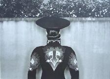 "Guy Bourdin montado de impresión fotográfica, 16 X 12"", 1979, Lagerfeld EX58 de moda Vogue"