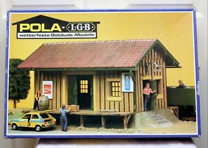 POLA/LGB 905 Freight Shed Kit Box ONLY