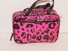 Victoria's Secret cosmetic travel make up jewelry bag organizer weekender case