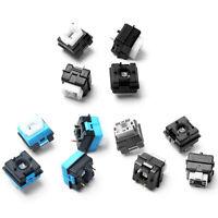 4PCS Tastatur G-Schalter Tasten Tastenwelle für Logitech G810 G910 G413 G513 Pro