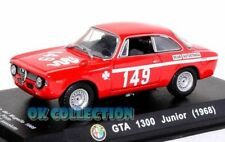 1:43 ALFA ROMEO GTA 1300 JUNIOR (1968) GP Mugello 1968 Enrico Pinto _(39)