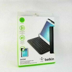 Belkin QODE Universal Bluetooth Wireless Keyboard Case Portable 10 Inch Tablet