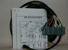 IMPIANTO ELETTRICO ELECTRICAL WIRING VESPA PK 50 ELESTART AVVIAMENTO ELETTRICO