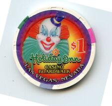 1.00 Casino Chip from the Holiday Inn Casino Las Vegas Nevada
