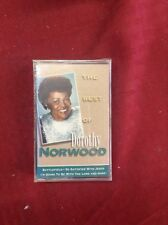 The Best Of Dorthy Norwood new sealed Cassette