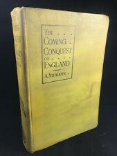The Coming Conquest of England, August Niemann 1904 - Good