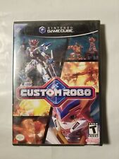 Custom Robo (Nintendo GameCube, 2004) Brand New