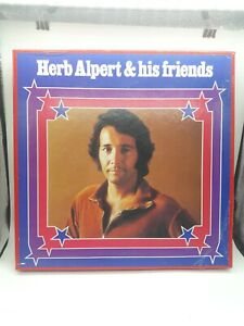 Herb Alpert & his Friends Box Set Vintage Record x8 Readers Digest Collection