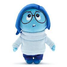 "Sadness Plush Disney Pixar Inside Out Medium Plush Soft Stuffed Doll Toy 11"""