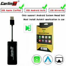 Carlinkit USB Wired CarPlay + Android Auto + Mirroring Dongle For Android Radio