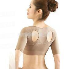 Nude Fat Burning Arm Slimming Back Shoulder Posture Corrector Chest Holder
