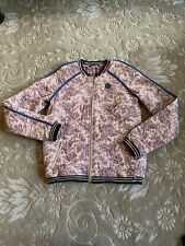Girl's Scotch R'Belle Toile Print Quilted Bomber Jacket (16)(NWOT)