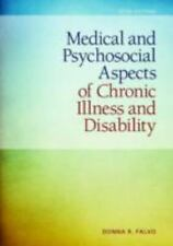 Medical and Psychosocial Aspects of Chronic Illness and Disability by Donna Fal…