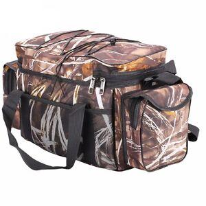 Waterproof Fishing Bag Large Capacity Multi Lure Tackle Pack Outdoor shoulder XL