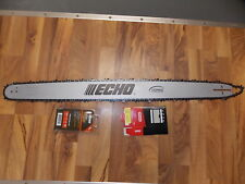 "36"" Echo 36D0PS3816C guide bar EXJ chain Combo CS 590 600P 670 680 8000 800P saw"