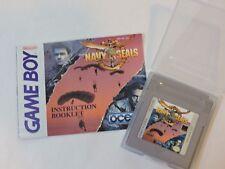 Lemmings 2 Tribes Nintendo Game Boy Game Manual