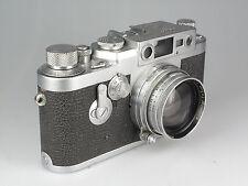 Leitz Leica GOOEF IIIG III G  SOORE Summitar 2  50 mm ELW 80424